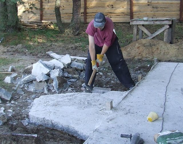 Цена разбить бетон подрозетники в бетон купить