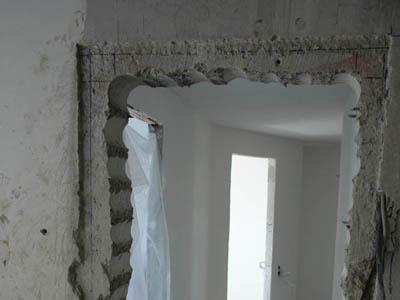 Как сделать дверной проем в бетонной стене самостоятельно