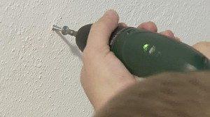 Как вкрутить саморез без дюбеля в бетонную стену
