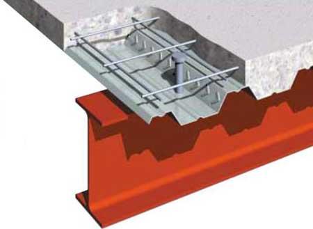 Конструкция таких сооружений обладает увеличенной прочностью.