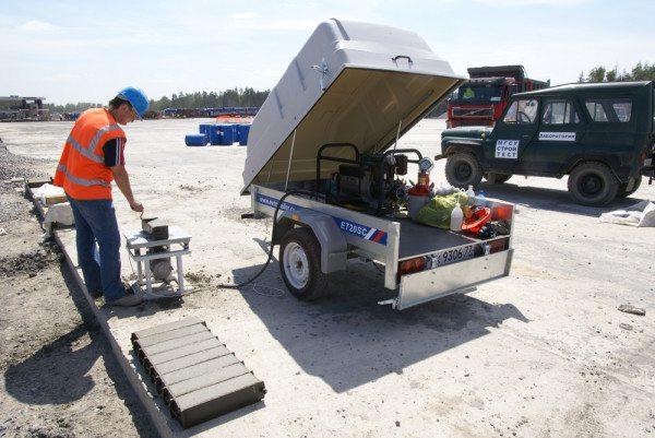 Контроль качества бетонных работ должны проводить специалисты
