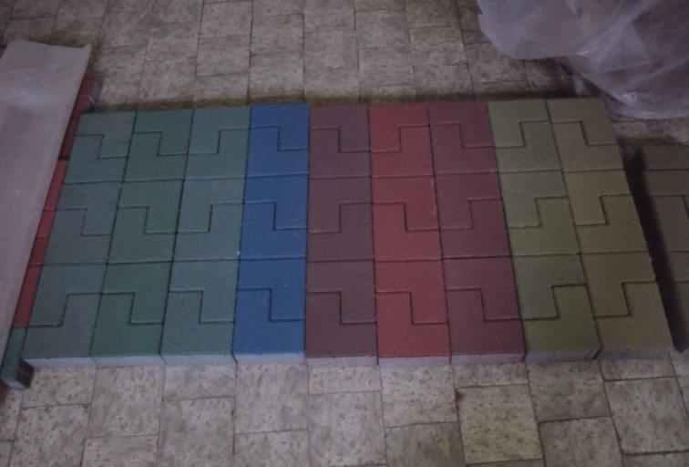Бетон с пигментом уход за свежеуложенными бетонными смесями