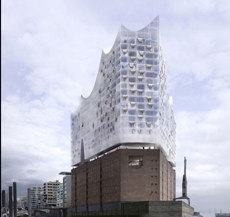 Материал с улучшенными качествами дает возможность сооружать мега-здания.