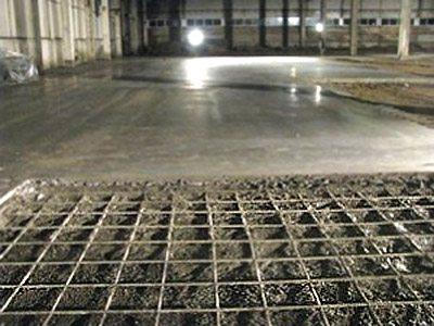 Металлическая сетка как основной армирующий материал