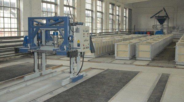 Методика изготовления блоков с газовым наполнением относительно проста