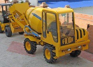 Мини бетонно смесительная установка