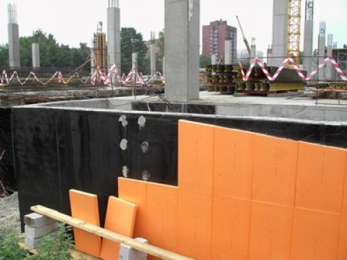 Как прикрепить пеноплекс к бетону