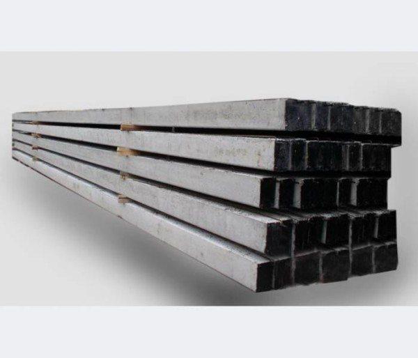 На фото – прямоугольные бетонные изделия