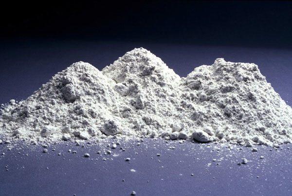 На фото типичный цементный порошок.