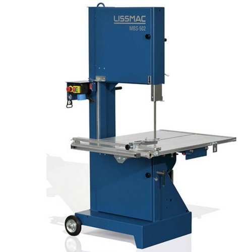 На подобных устройствах используется ленточная пила и очень часто она полностью изготавливается из твердосплавных материалов