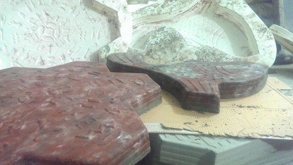 На современном рынке существует несколько десятков различных форм для плитки и облицовочных камней