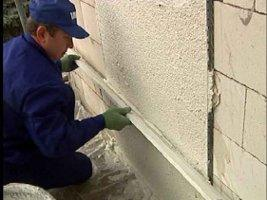Наружная отделка защитит стены от внешних воздействий.