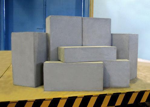 Неавтоклавные строительные блоки
