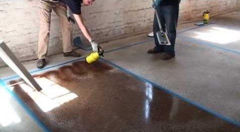 Некоторые покрытия можно наносить с помощью распылителя