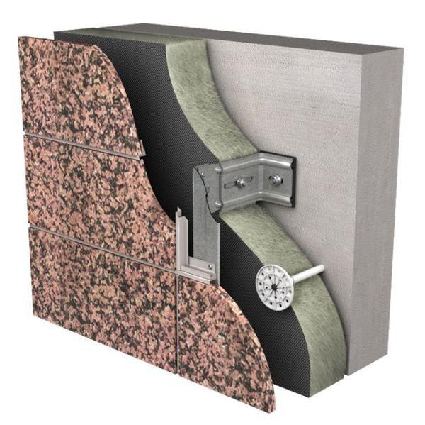 Некоторые виды обшивочных материалов имеют специальные виды крепления, которые разрабатывались специально под них