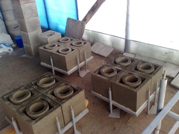 Некоторые виды таких материалов используют в литейном производстве