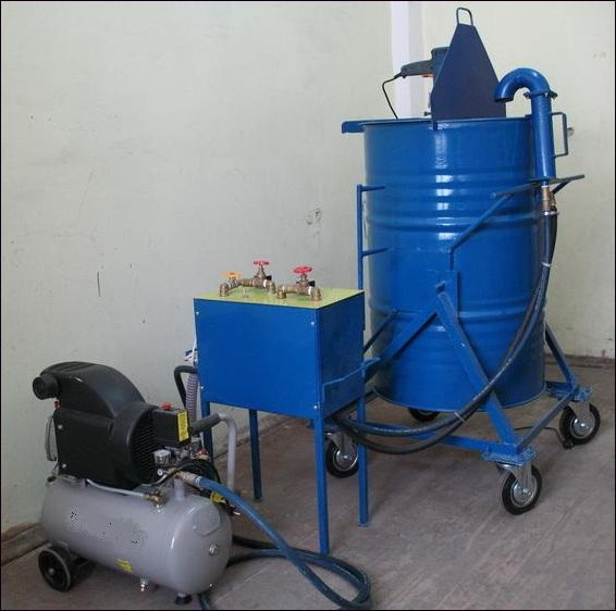 Оборудование для производства пенобетона в домашних условиях