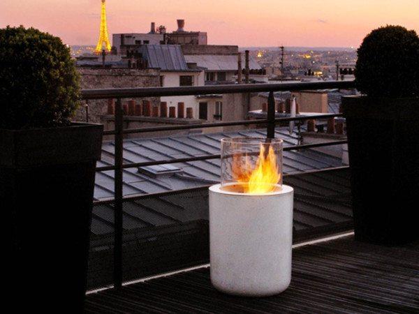 Огнестойкий бетон