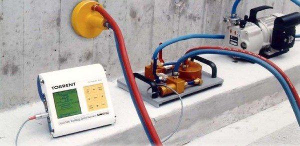 Определение водо- и воздухопроницаемости материала