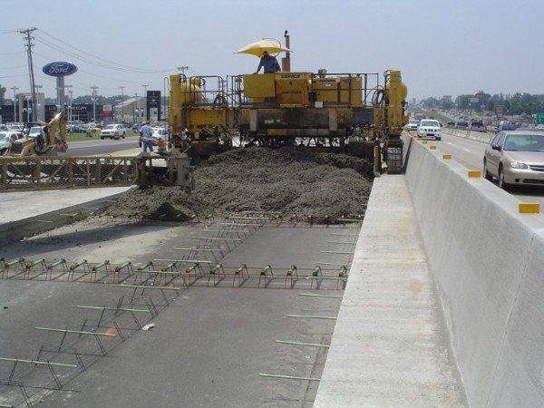 Основная сфера применения – строительство дорог.