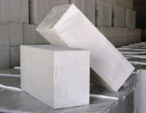 Пенные блоки