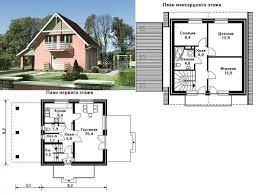 Планировка и расположение комнат создается для каждого этажа отдельно