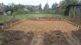 Подготовка основания для бетонирования
