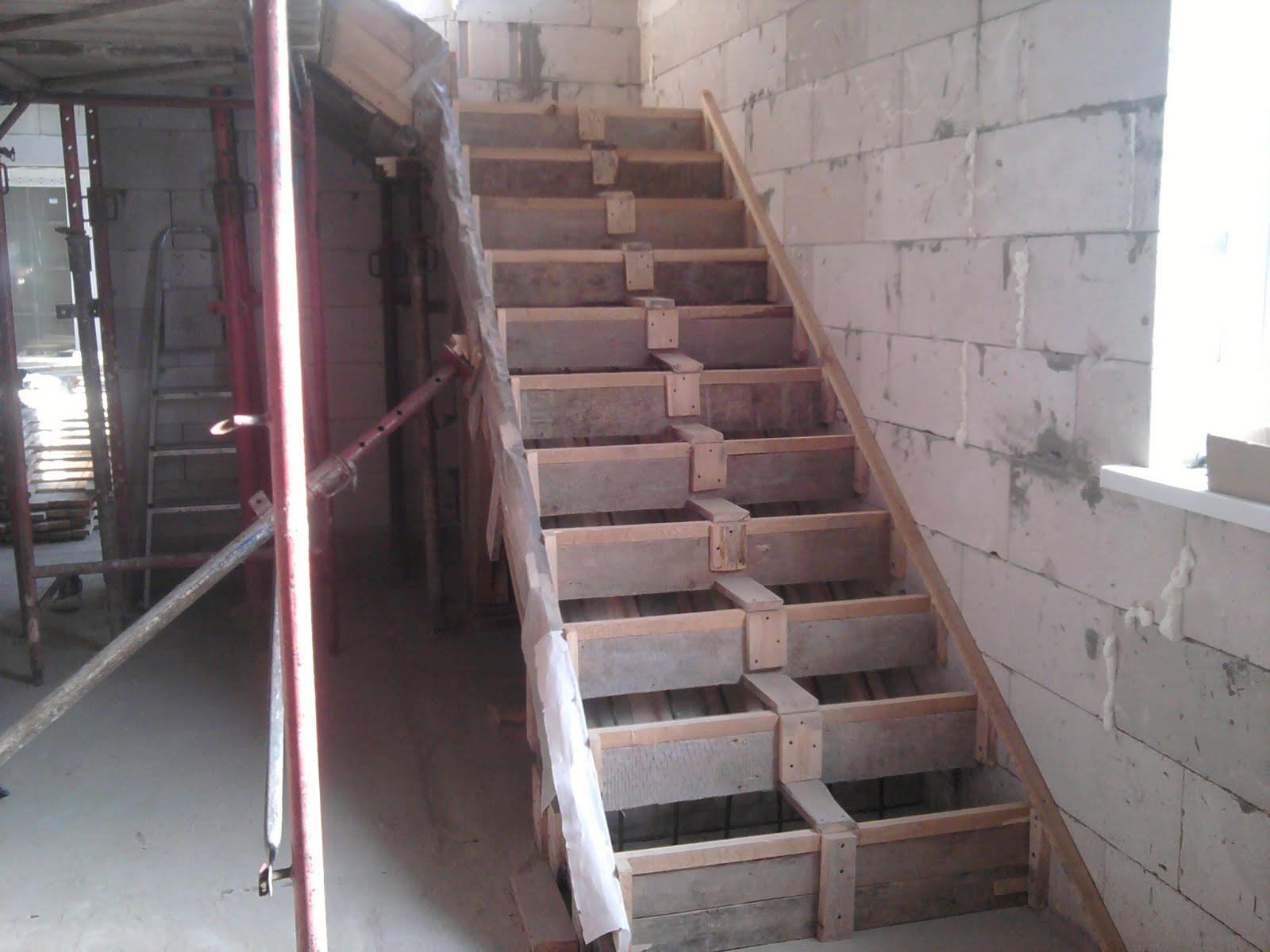 Как сделать ступени и лестницу в саду