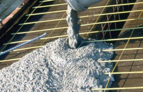 Подогрев бетона для строительных работ в зимний период