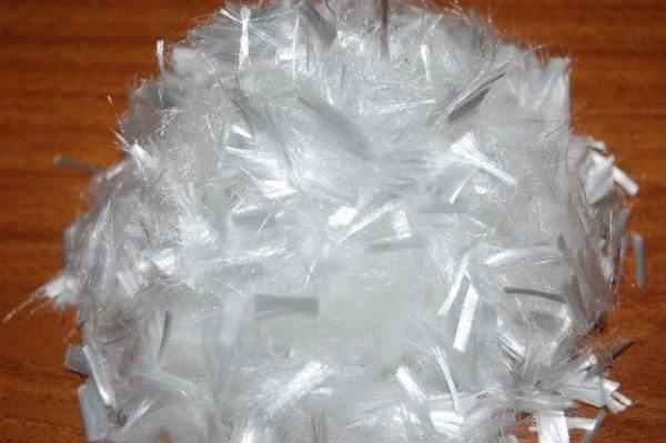 Полипропиленовое фиброволокно