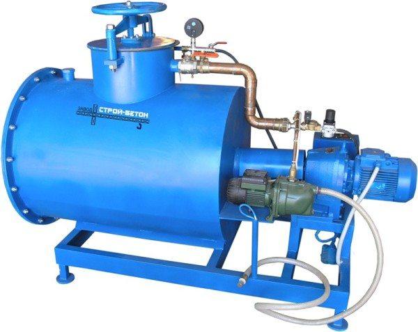 Поризатор для пенобетона промышленного изготовления