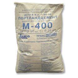 Портландцемент М400 в мешке 50 кг