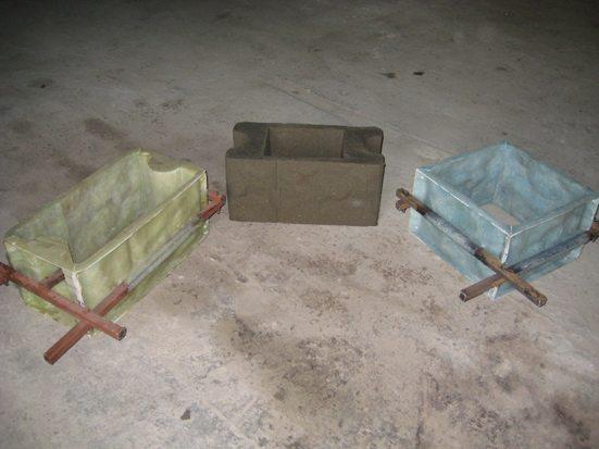 После снятия формы блок должен сохранять свою форму