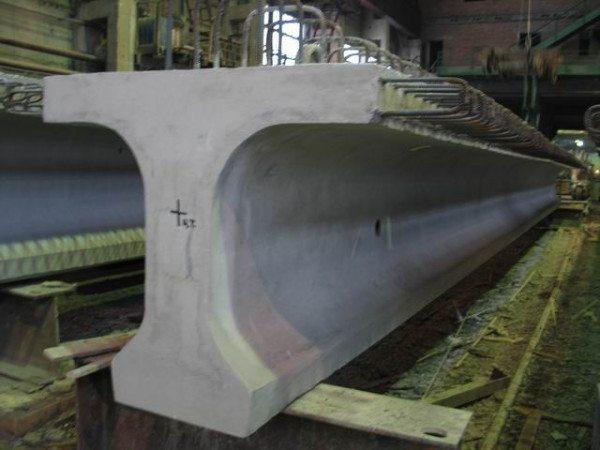 Предварительно напряженные балки отлично подходят для возведения мостов