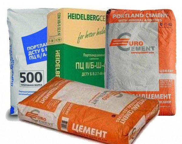 При определении, сколько мешков цемента на куб бетона потребуется, важно помнить, что фасовка бывает разной – от 25 до 50 кг