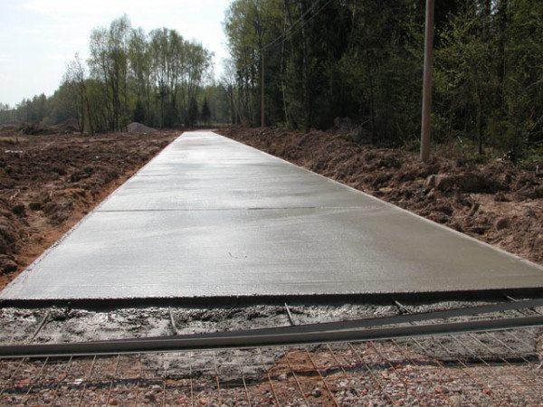 При правильном подходе «бетонку» тоже можно сделать качественной