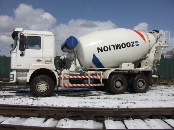 При транспортировке на большие расстояния замедлитель схватывания гарантирует доставку качественного раствора