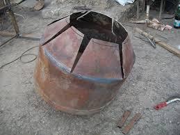 Придаем характерную форму барабану
