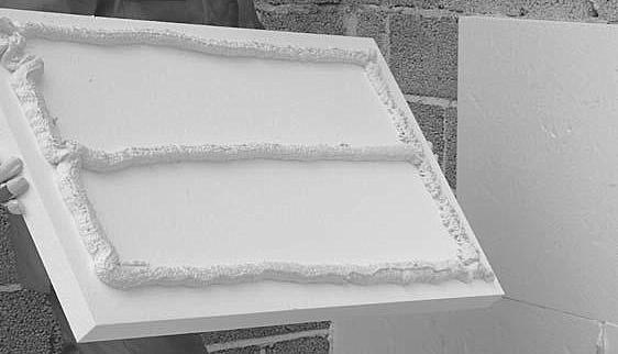Приклеивание пенопласта к бетону – дело, требующее определённого подхода
