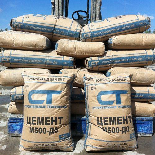 Применяйте цемент без добавок