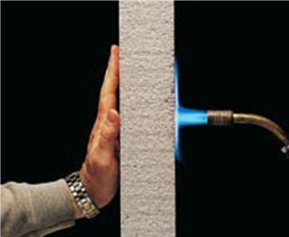 Пример - огнестойкость газобетона