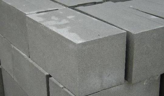 Пример блока, который может показывать отличные теплоизоляционные качества