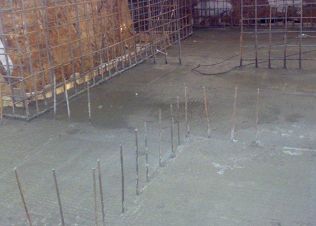 Прогрев бетонной смеси с