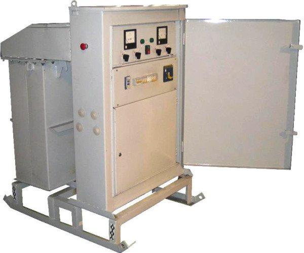 Прогревающее устройство КТПТО на 80 кВА