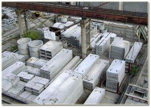 Производства такой продукции требует наличия больших площадей