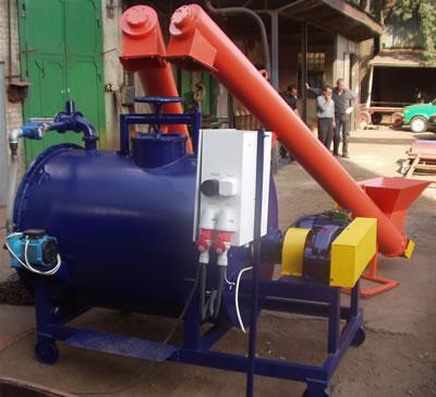 Промышленность производит оборудование для производства ячеистого бетона - пенобетона