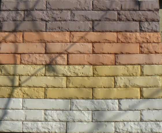 Простейшая декоративная облицовка из бетона