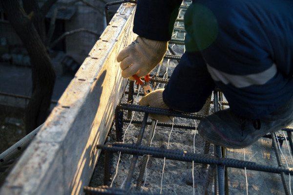 Процесс монтажа системы электрического обогрева