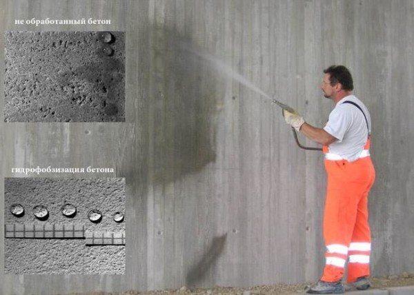 Процесс поверхностной обработки