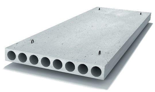 Пустотелые блоки, используются в виде перекрытия и помогают снижать теплопотери